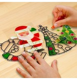Melissa & Doug Ornaments Stained Glass Made Easy