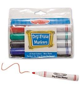 Melissa & Doug Melissa & Doug Dry-Erase Marker Set