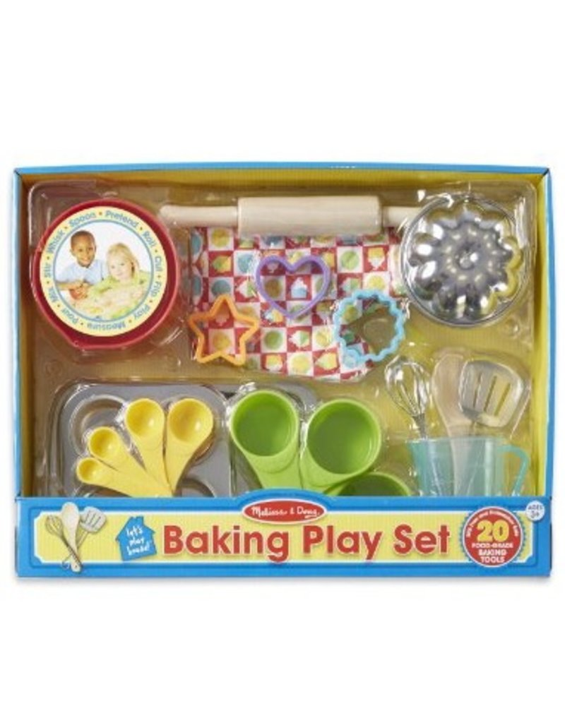 Melissa & Doug Melissa & Doug Let's Play House! Baking Set