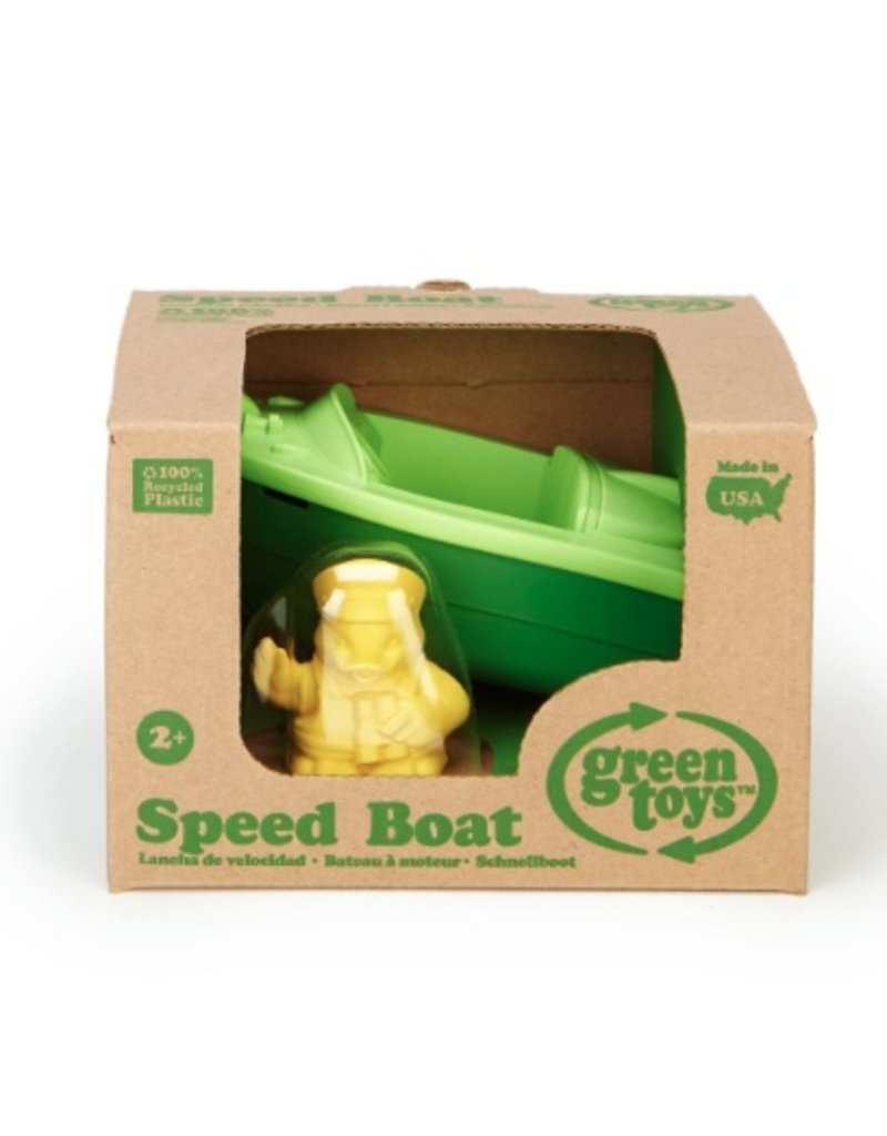 Green Toys Green Toys Sport Boat