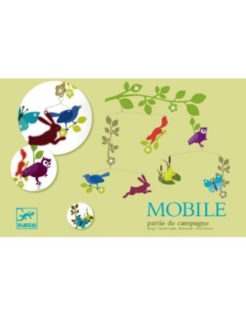 Djeco Djeco Country Joy Mobile