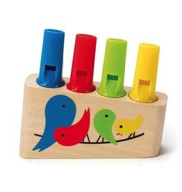 Hape Toys Rainbow Pan Flute