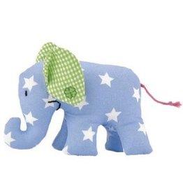 Hape Toys Kathe Kruse Mini Elephant Stars