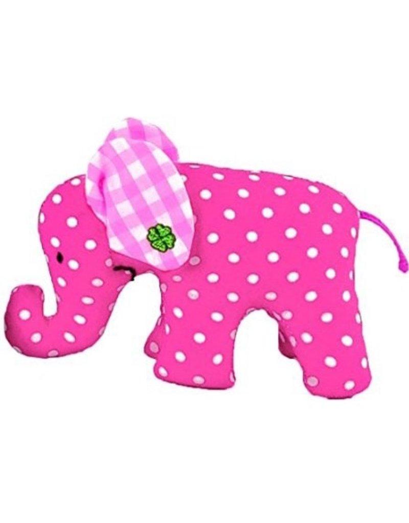 Hape Toys Kathe Kruse Mini Elephant Pink