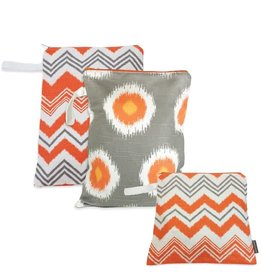 Logan + Lenora Cloth Diaper Starter Set: 2 Classics, 1 Mini