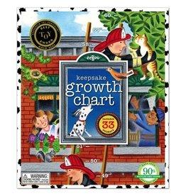 Eeboo Eeboo Growth Chart - Fireman