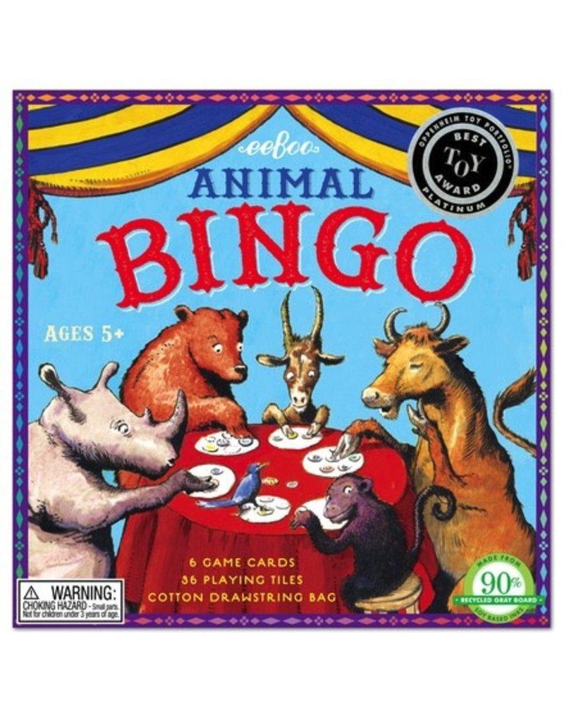 Eeboo Eeboo Animal Bingo