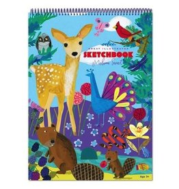 Eeboo Eeboo Life on Earth Sketchbook