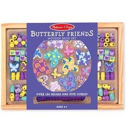 Melissa & Doug Melissa & Doug Butterfly Friends Bead Set