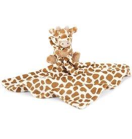 Jellycat Jellycat Bashful Giraffe Soother