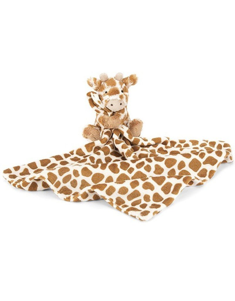 Jellycat Jellycat Bashful Giraffe Soother