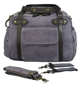 So Young So Young Charlie Bag - Waxed Charcoal