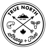 True North True North Tri-Colour T-Shirt
