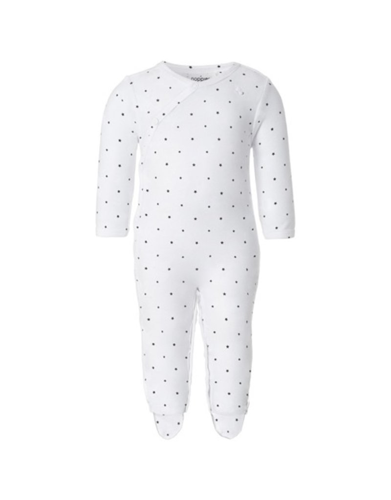 Noppies Basics Noppies Star Riche Footed Sleeper