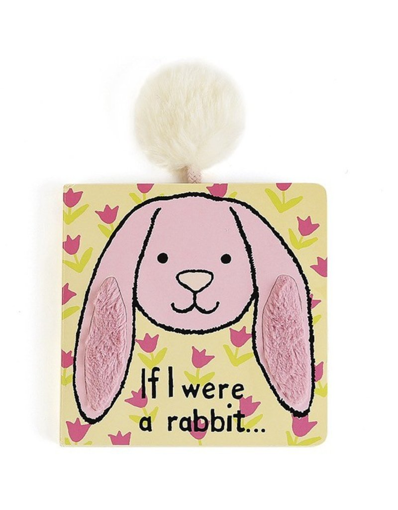 Jellycat Jellycat If I Were A Rabbit Book
