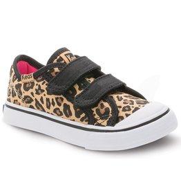 Stride Rite Keds Leopard Hook & Loop Sneaker