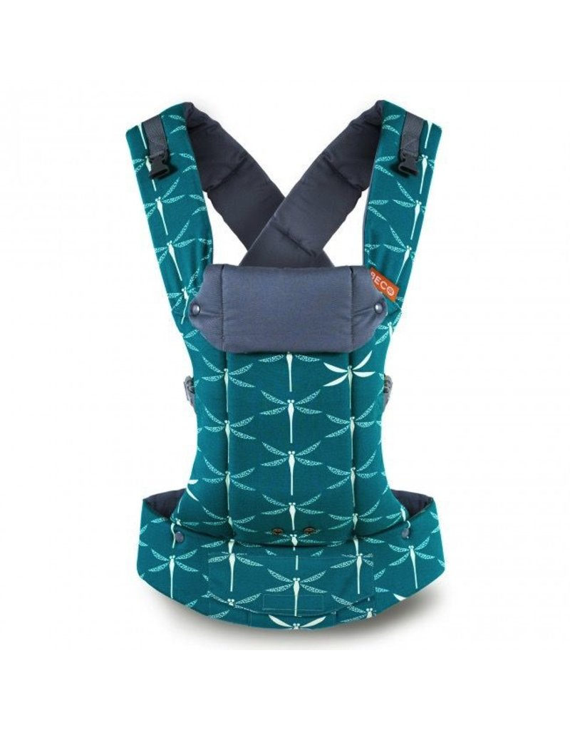 Beco Baby Carrier Beco Baby Carrier Gemini - Dragonfly
