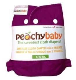 AMP Diapers Peachy Baby 1-Size Diaper Set