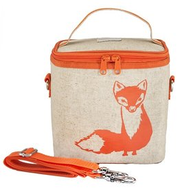 So Young So Young Orange Fox Large Cooler Bag