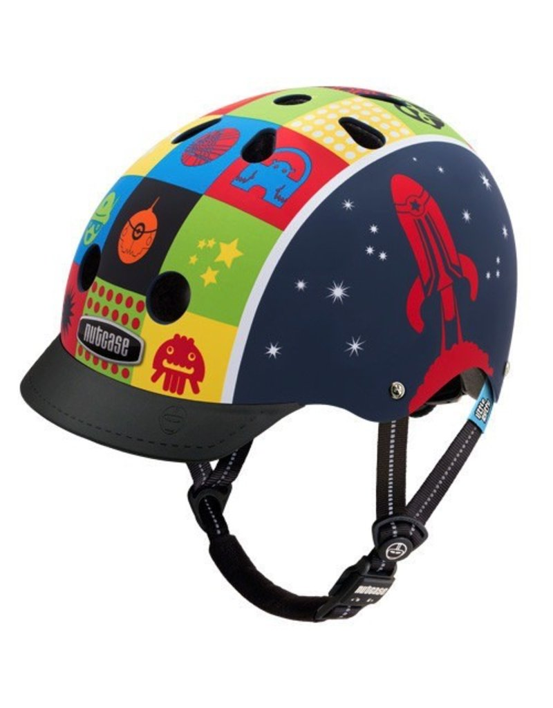 Nutcase Nutcase G3 Little Nutty Helmet Space Cadet