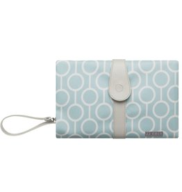 JJ Cole JJ Cole Changing Clutch -  Aqua Radian