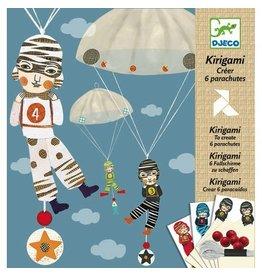 Djeco Djeco Boy's Parachutes