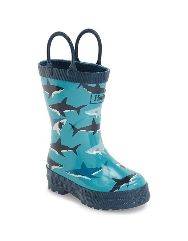 Hatley Hatley Great White Sharks Rainboots