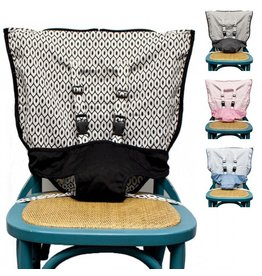Mint Marshmallow Travel Seat