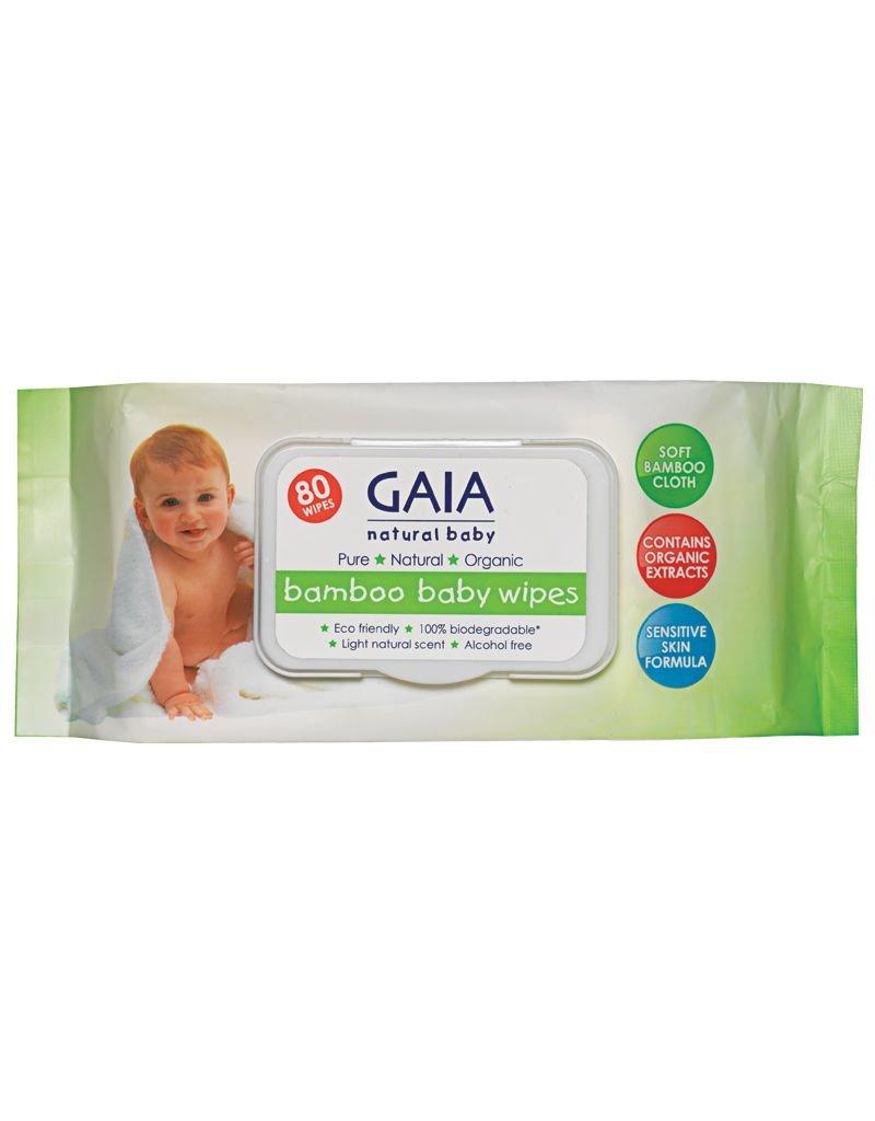 Gaia Gaia Bamboo Wipes