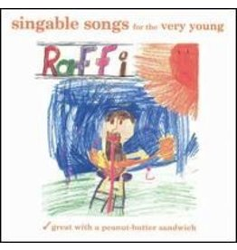 Raffi Singable Songs for the Very Young CD