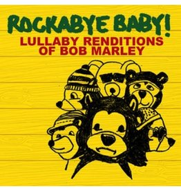 Lullaby Renditions of Bob Marley CD