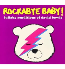 Lullaby Renditions of David Bowie CD