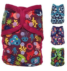 Mini Kiwi One-Size Swim Diaper