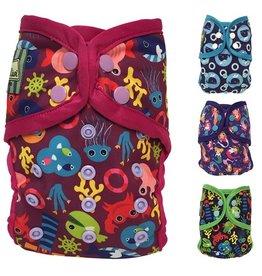 Mini Kiwi One-Size Swim Diaper