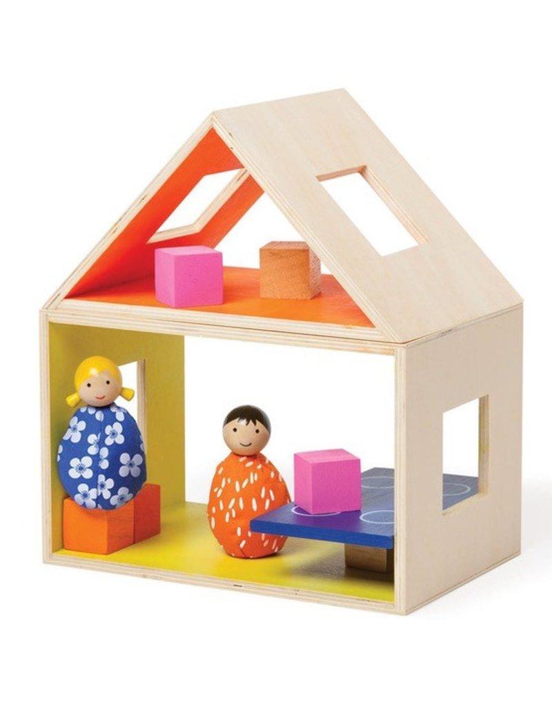 Manhattan Toys MIO Eating + 2 People