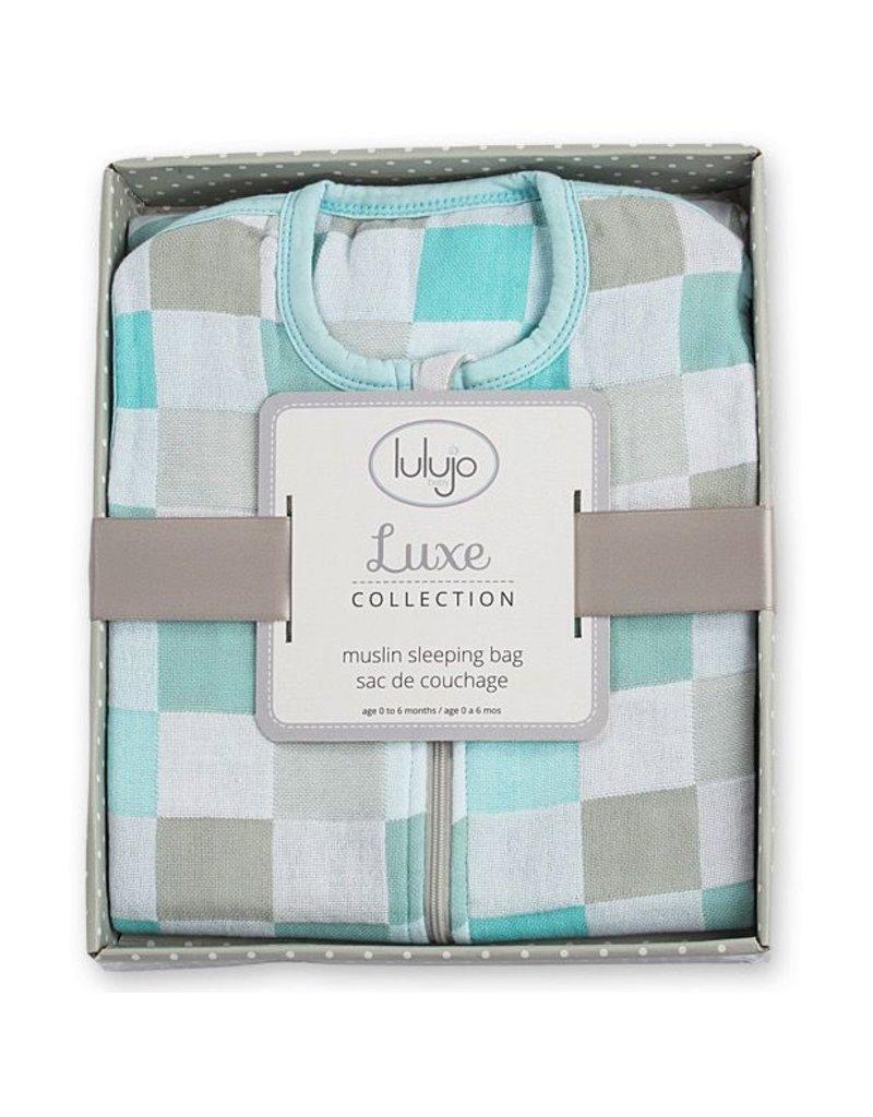 Lulujo Luxe Muslin Sleeping Bag