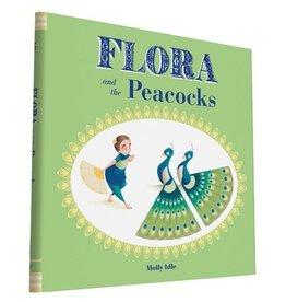 Chronicle Books Flora and the Peacocks
