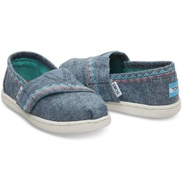 Toms Chambray Embroidery Classics
