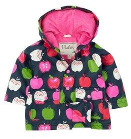 Hatley Hatley Nordic Apples Infant Raincoat