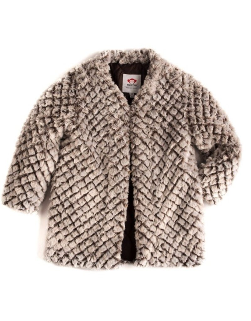 Appaman Appaman Faux Fur Long Coat