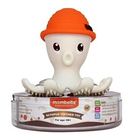 Mombella Octopus Teether