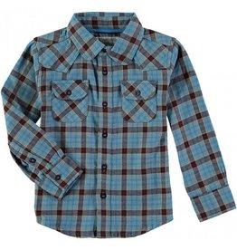 Rockin' Baby Adam Check Shirt