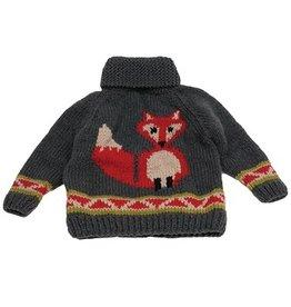 Ambler Fox Cowichan Sweater