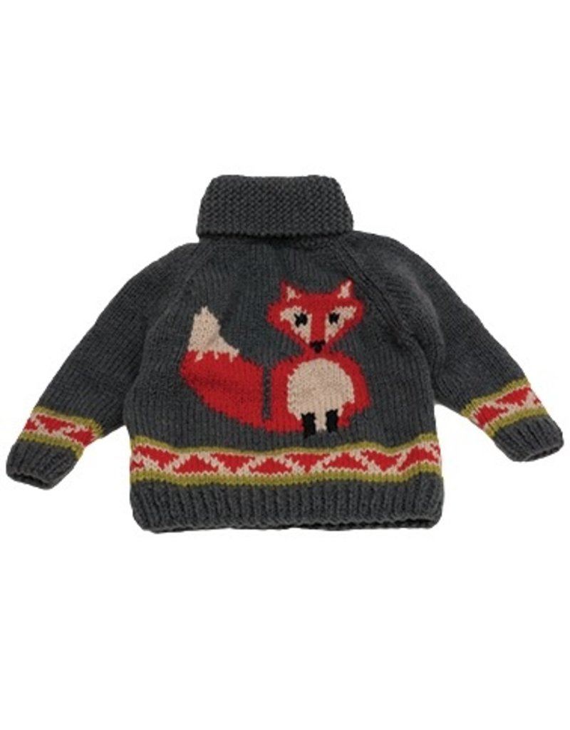 Ambler Fox Cowichan Sweater