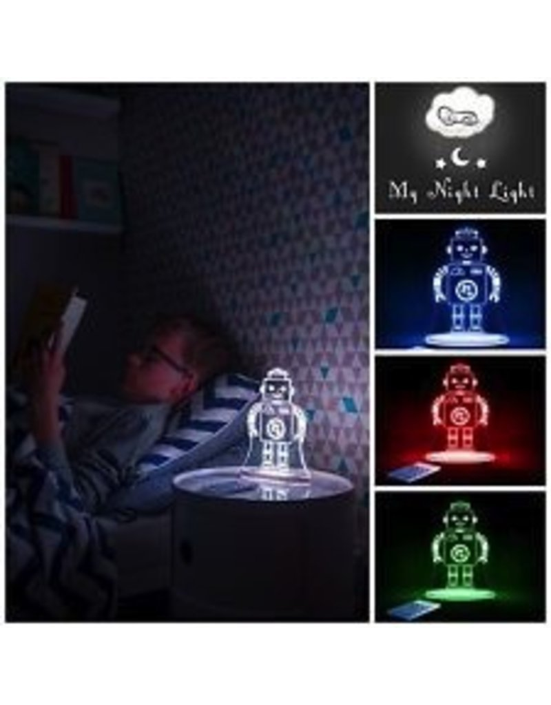 Aloka Sleepy Lights - Robot