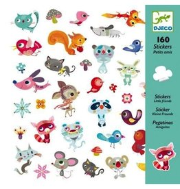 Djeco Djeco Stickers Small Friends