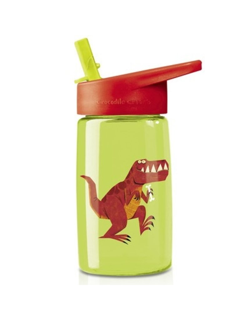 Crocodile Creek Crocodile Creek Tritan Water Bottle - T-Rex