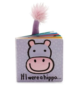 Jellycat Jellycat If I Were A Hippo Book