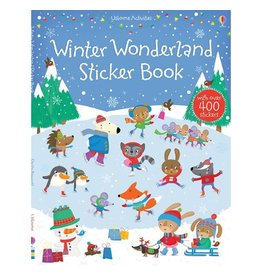 Usborne Winter Wonderland Sticker Book