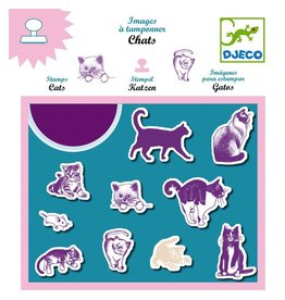 Djeco Djeco Stamps / Cats
